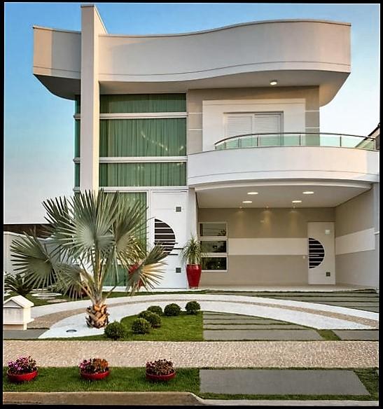 Fotos de casas modernas de dos pisos bell simas casas for Fachadas de casas de 3 pisos modernas