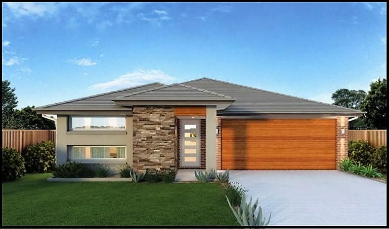 Fachadas de casas bonitas y sencillas para construir for Casas modernas fachadas bonitas