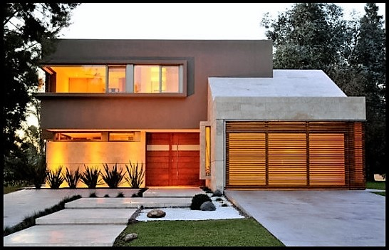 Fachadas de casas bonitas y sencillas de un solo piso for Fachadas de casas de dos pisos sencillas
