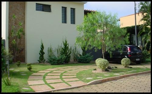 Fachadas de casas con jardin al frente imagenes de casas - Casas y jardines ...