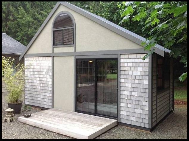 Fachadas de casas peque as bonitas y muy comodas for Modelos de casas minimalistas pequenas