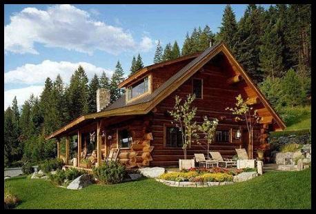 Fotos de casas de campo bonitas imagenes de casas del futuro - Casas de campo bonitas ...