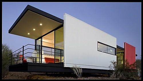 Fotos de casas minimalistas imagenes de casas del futuro for Fotos de fachadas de casas minimalistas de un piso