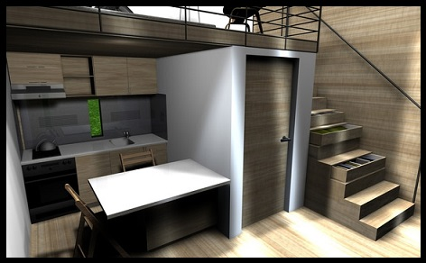 Fotos de casas modernas por dentro imagenes de casas del for Imagen de interior de casas