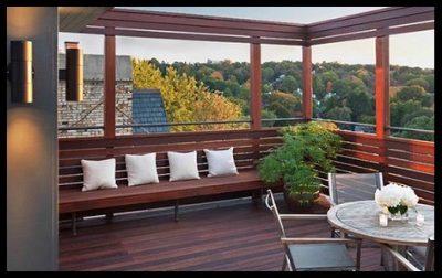 Fachadas de casas con balcon para relajarse imagenes de for Fotos de casas modernas con balcon