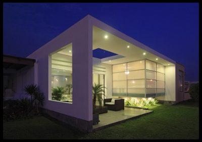Fachadas de casas contemporaneas de dos pisos imagenes for Fachadas contemporaneas