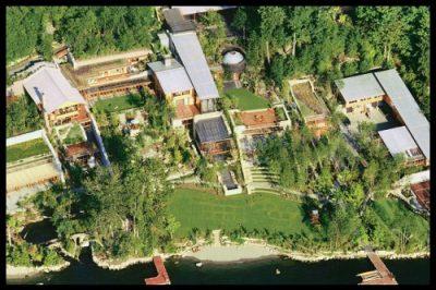 La casa del futuro de bill gates por dentro imagenes de for La mansion casa hotel telefono