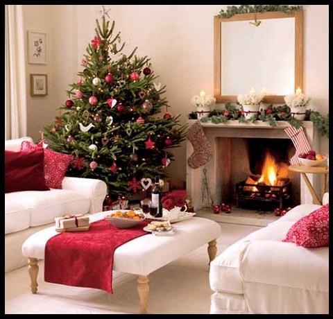 Decoracion Navidea Interiores Gallery Of Navidad Tendencias En - Decoracion-navidea-interiores