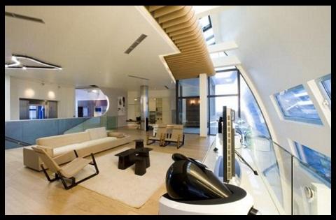Casas del futuro por dentro imagenes de casas del futuro for Casas remodeladas por dentro