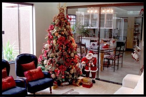 Imagenes de casas decoradas de navidad por dentro - Decoracion navidad casas ...