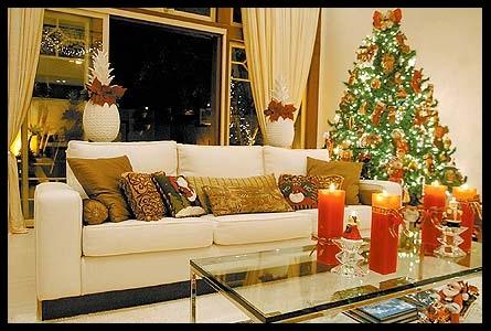Imagenes de casas decoradas de navidad por dentro for Casas decoradas por dentro