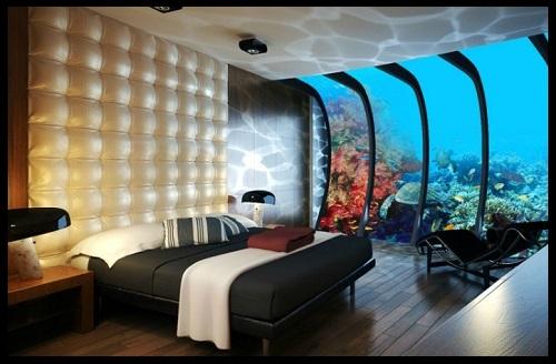 Imagen de hotel bajo el agua en dubai imagenes de casas for Hotel bajo el agua precio