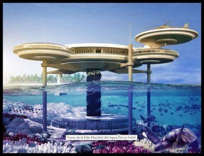 Imagen de hotel bajo el agua en dubai imagenes de casas Imagenes de hoteles bajo el agua