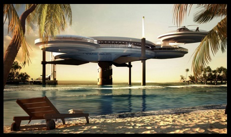 Imagenes de hoteles del futuro en dubai imagenes de Imagenes de hoteles bajo el agua