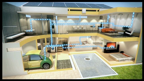 La casa domotica es realmente inteligente imagenes de for La casa domotica
