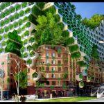 La Casa Del Futuro En Paris del 2050