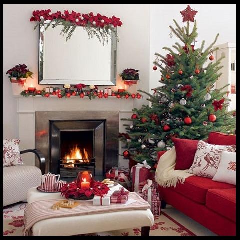 Fotos Casas Decoradas Navidad.Imagenes De Casas Decoradas De Navidad Por Dentro Imagenes