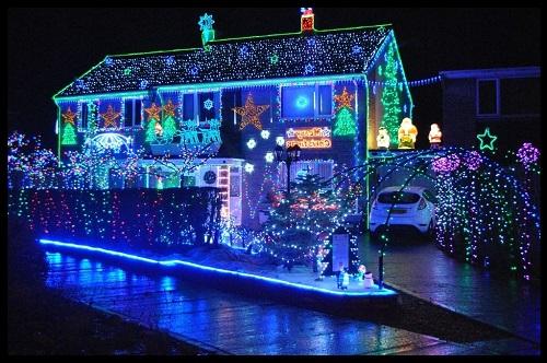 Casas Adornadas Para Navidad Imagenes De Casas Del Futuro
