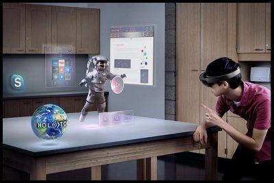 como sera la realidad aumentada en el futuro