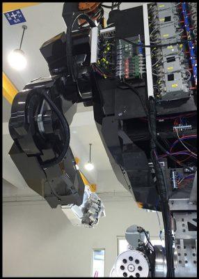 el robot gigante del futuro