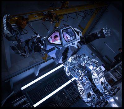 posible robot de guerra del futuro