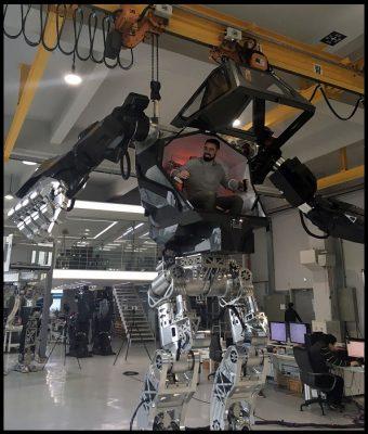 como seran los robots del futuro