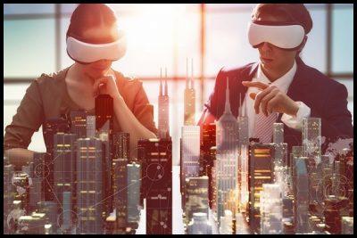 realidad virtual aumentada en el futuro