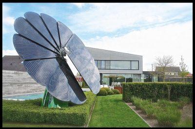 tecnologia verde Smartflower