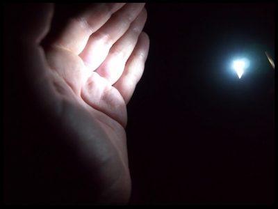 la innovadora linterna