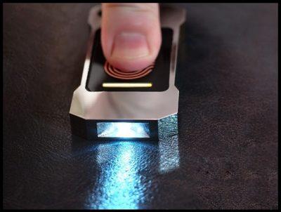 como funciona una linterna sin pilas