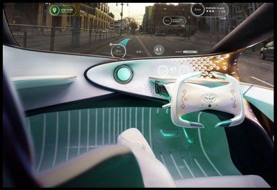 como seran los autos del futuro