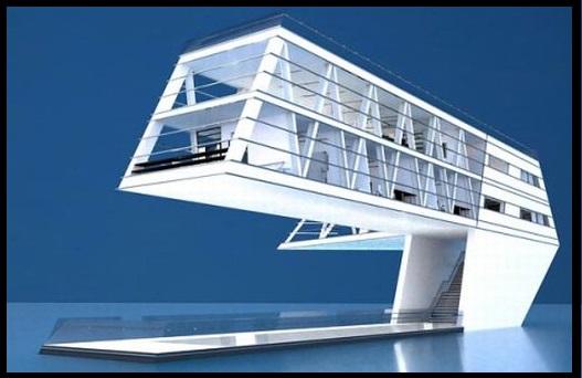 Maquetas De Casas Del Futuro Imagenes De Casas Del Futuro