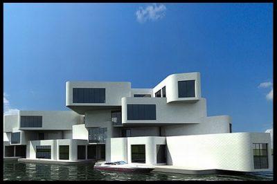 las mejores maquetas de casas del futuro
