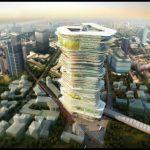 Maquetas De Ciudades Futuristas