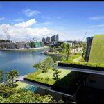 Las Casas Del Futuro Con Plantaciones