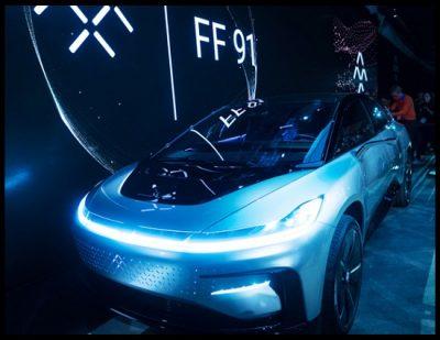 El Auto Electrico Del Futuro