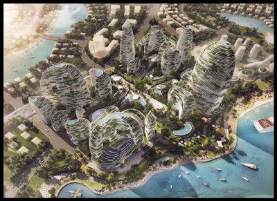Ciudades Ecológicas Del Futuro