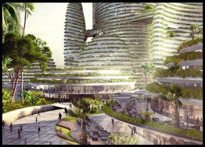 Como Estaria Organizada Una Ciudad Ecologica
