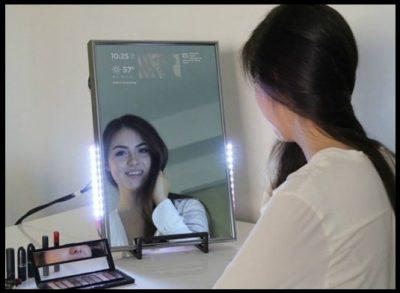 El Espejo Interactivo