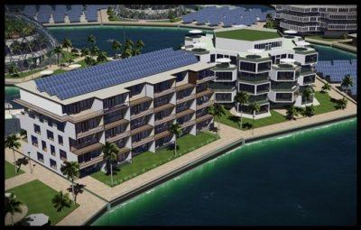 La Ciudad Flotante Del Futuro