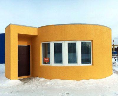 La Casa Del Futuro Impresa En 3D En Solo 24 Horas