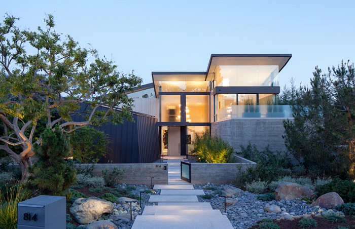 Imagen de la casa por fuera