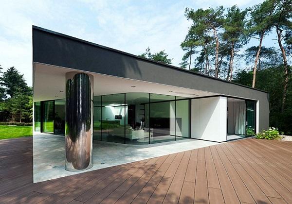Casas Minimalistas Modernas