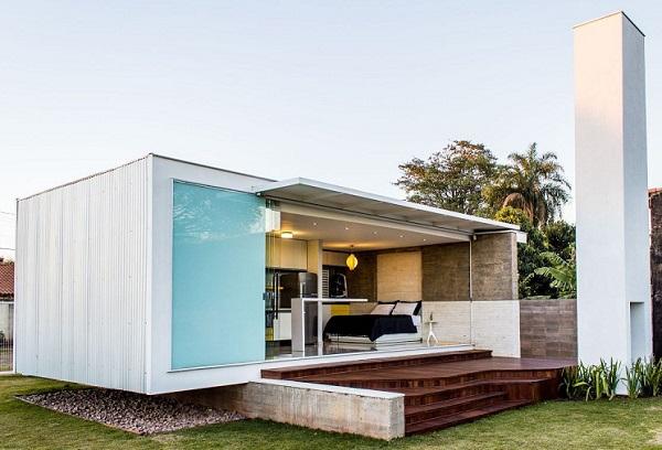 Fachadas De Casas Modernas Pequeñas