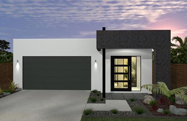 Fachadas de casas bonitas y sencillas de un piso - Modelos de casas de un piso bonitas ...