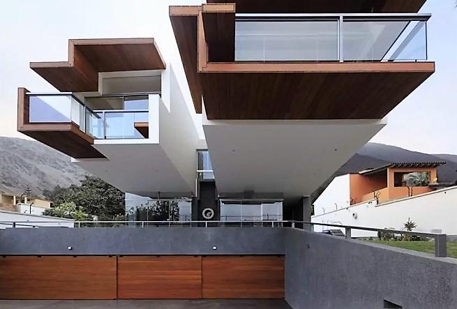 10 Diseños Increíbles De Arquitectura Moderna
