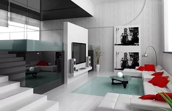 10 Ideas Modernas De Diseño De Sala De Estar