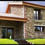 Fachadas De Casas Modernas Con Piedra  ¡ Muy Bellas !!!