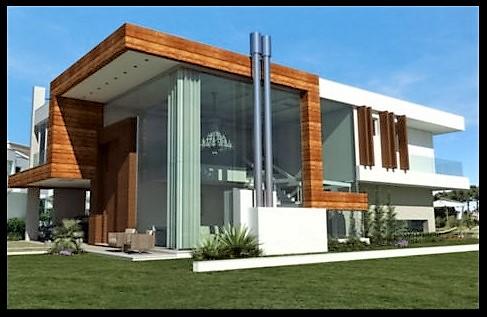 Fotos de casas minimalistas modernas imagenes de casas for Construcciones de casas modernas