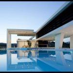 La Casa De Diseño Futurista En Atenas Grecia
